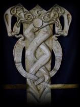 Wikingerthron Detail